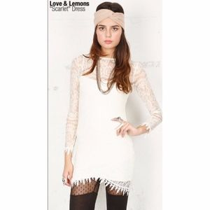 For Love & Lemons Scarlett Dress (M)